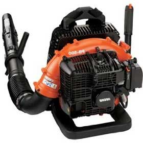 ECHO Gas powered backpack leaf blower