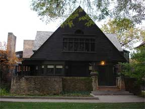 frank lloyd wright studio and home