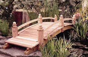 Thumbnail image for Garden Bridges: A Footbridge Adds A Little Extra Landscape Special