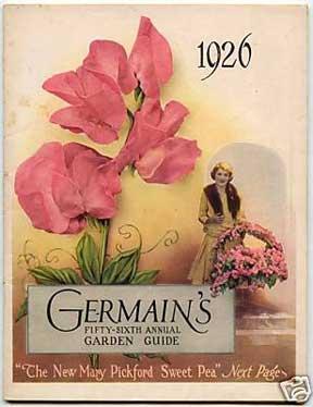 1926 garden catalog