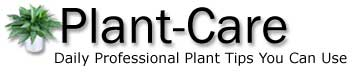 Plant Care Header Logo