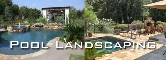 landscape pool patio areas - Atlanta