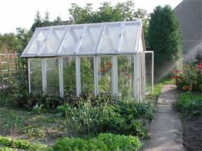 private home greenhouse