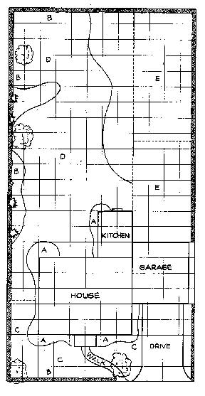 sample landscape plan