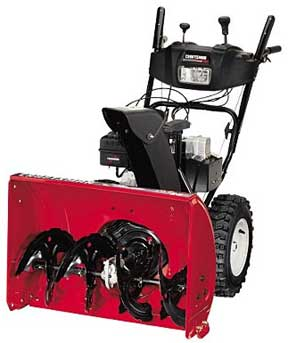 single purpose snow blower